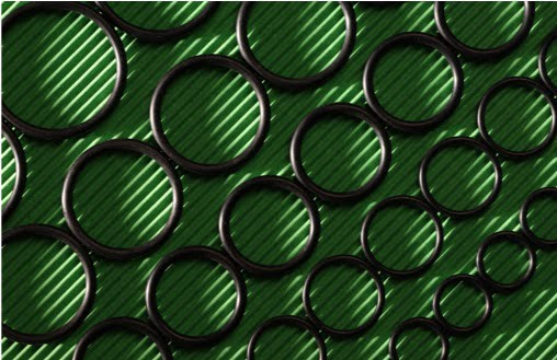 Chemical resistant o-rings